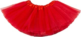 belababy Baby Tutu Skirt, Infant Tutus, 5 Layers Tulle Dress Up for Baby Girls &Toddlers
