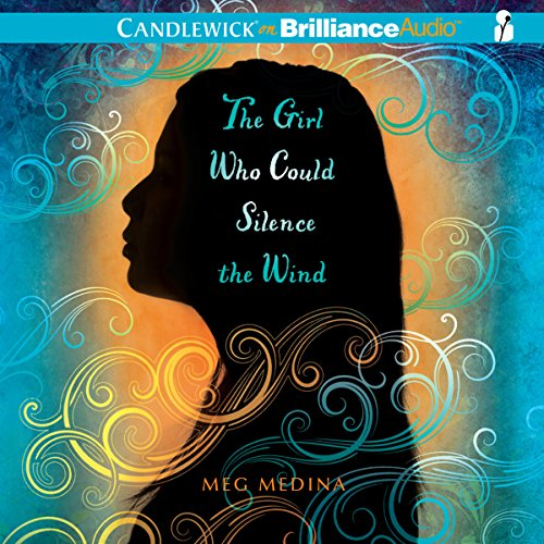 The Girl Who Could Silence the Wind audiobook cover art