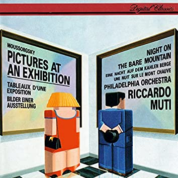 Mussorgsky: Pictures At An Exhibition; A Night On The Bare Mountain