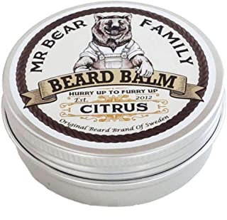 mr bear beard