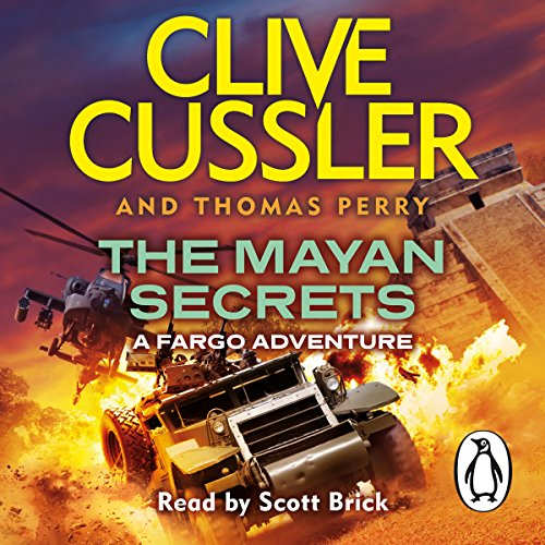 The Mayan Secrets audiobook cover art