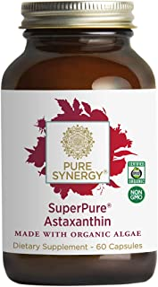 Pure Synergy SuperPure® Astaxanthin Extract (60 Capsules) Nature's Supreme Antioxidant