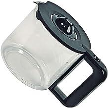 Ersatzkanne / Glaskanne Bosch Kunststoff schwarz für TKA863