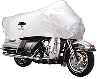 Nelson-Rigg UV-2000-04-XL Silver X-Large UV-2000 Motorcycle Half Cover