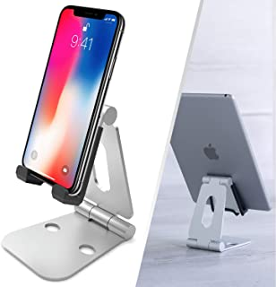 Desire2 View Aluminium Dual Rotatable Multi-Angle Desk Stand Universal for Tablets and Smartphones