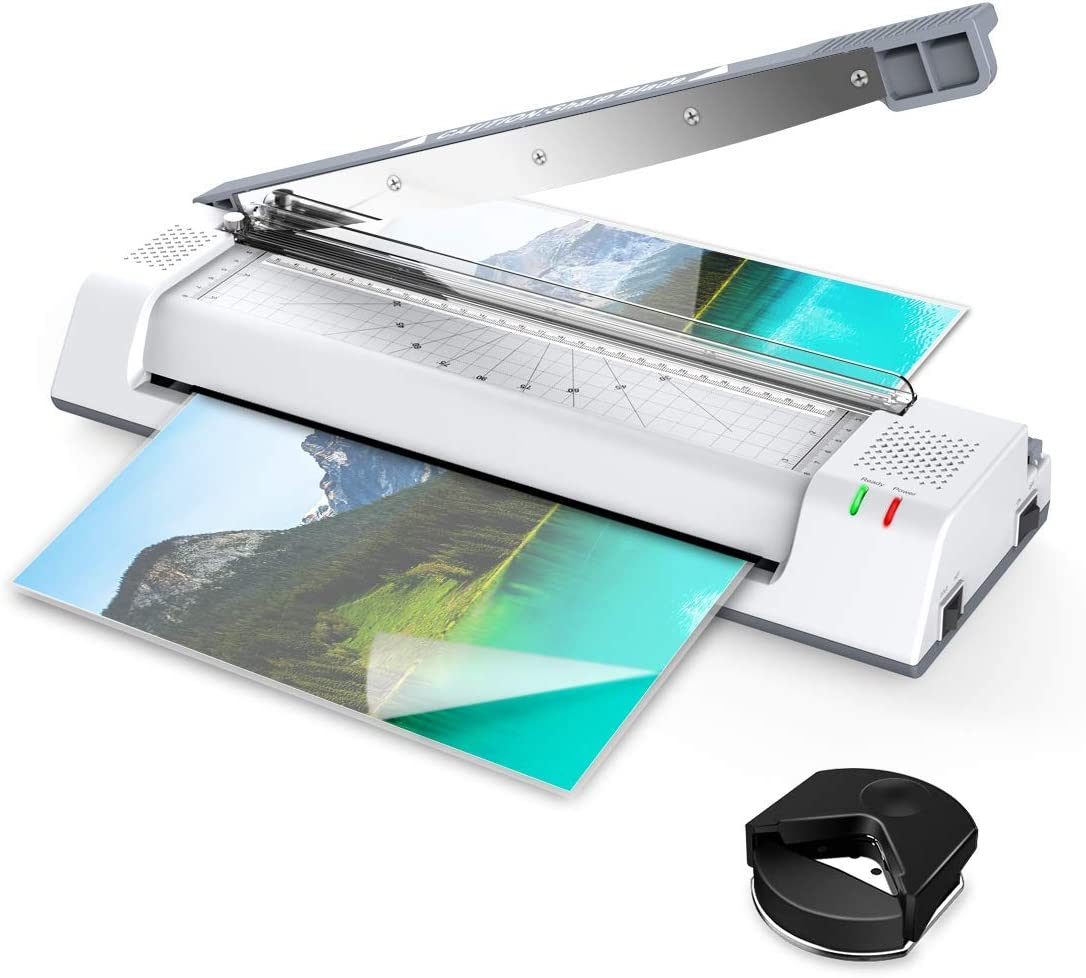 Laminator A3 A4 Limited time sale Purchase OL381C Machine 5 in 1 Thermal and Col