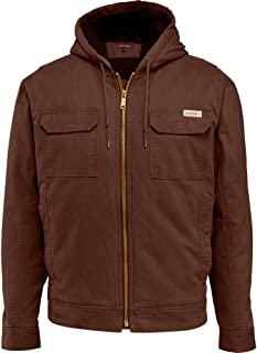 Wolverine Men's Lockhart Motion Max Back Insulated Jacket