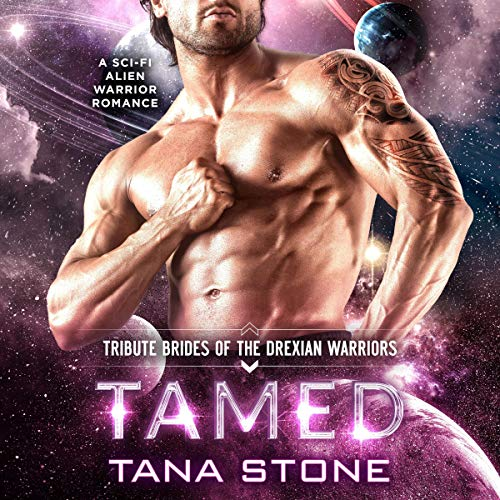 Tamed: A Sci-Fi Alien Warrior Romance Titelbild