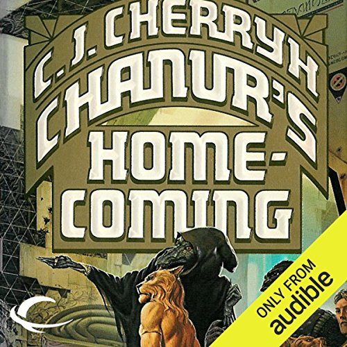 Chanur's Homecoming audiobook cover art
