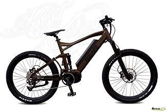 MTB eBike Bicicleta Eléctrica de Montaña Subzero Motor Central 1000W 48V 21Ah Panasonic 55km/h RockShox Doble Suspensión