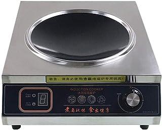 Plaque de cuisson à induction 3500 W - 5 vitesses - 220 V - Pour le bureau, les déplacements et la maison