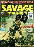 Espada Salvaje De Conan Magazine Savage Tales - Limited Edition