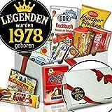 Legenden 1978 - DDR Geschenk Süßigkeiten - Geboren 1978
