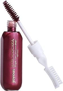 Professional Temporary Hair Mascara Hair Color Stick Salon Diy Hair Dye(Wine Red)