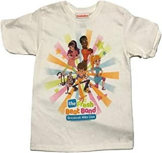 Nickelodeon The Fresh Beat Band Toddlers Kids T-Shirt