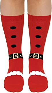 Bits and Pieces - Novelty Socks - Christmas, Halloween, Cats, Dogs, Horses, Fishing, Sports, Great Gift - Adult Size 6-12