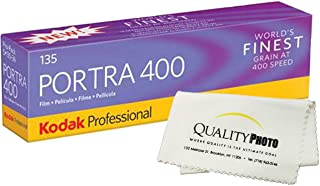 Kodak Portra 400 Professional ISO 400, 35mm, 36 Exposures, Color Negative Film (5 Roll per Pack)