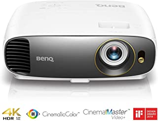 【Amazon.co.jp 限定】BenQ ホームプロジェクター HT2550M (DLP/4K/2000lm/HDR10&HLG対応/映画鑑賞/ホームシアター/Cinematic color/Rec.709 100%)