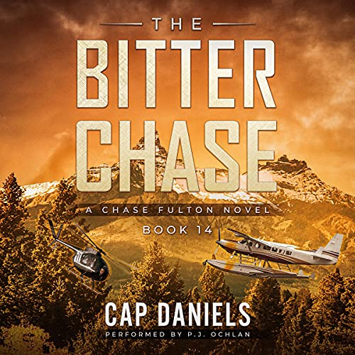 The Bitter Chase cover art