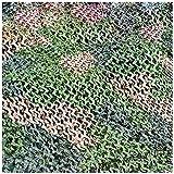 KEANCH Red de Camuflaje de Oxford, Jungle Camuflaje Neto Camping Shade Net Sunscreen Net, Cubierta De Coches Tienda Temática Partido Lugar Grande, Fotografía Jardín Decoración(Size:2mx3m)