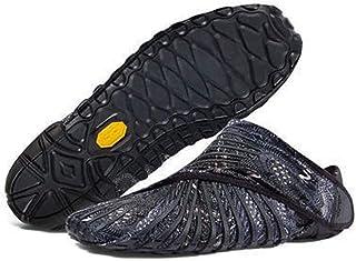 LNYNG Flache Schuhe Mit Weicher Sohle, 0-Touch-Walking-Schuhe, Flache Schuhe, Fünf-Finger-Schuhe, Wickelschuhe, Herren- Un...