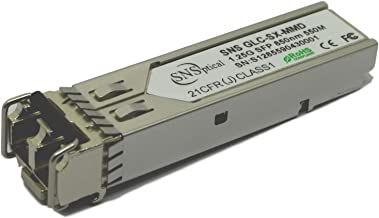 SNS UF-MM-1G Compatible with UF-MM-1G UF-MM-1G 1000BASE-SX SFP 850nm 550m DOM Transceiver