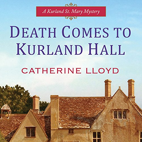 Death Comes to Kurland Hall cover art