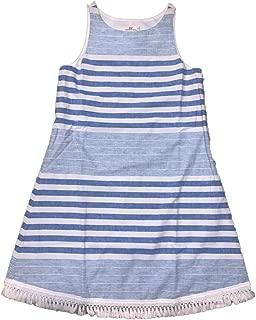 Vineyard Vines Women's White Cap Striped Dress