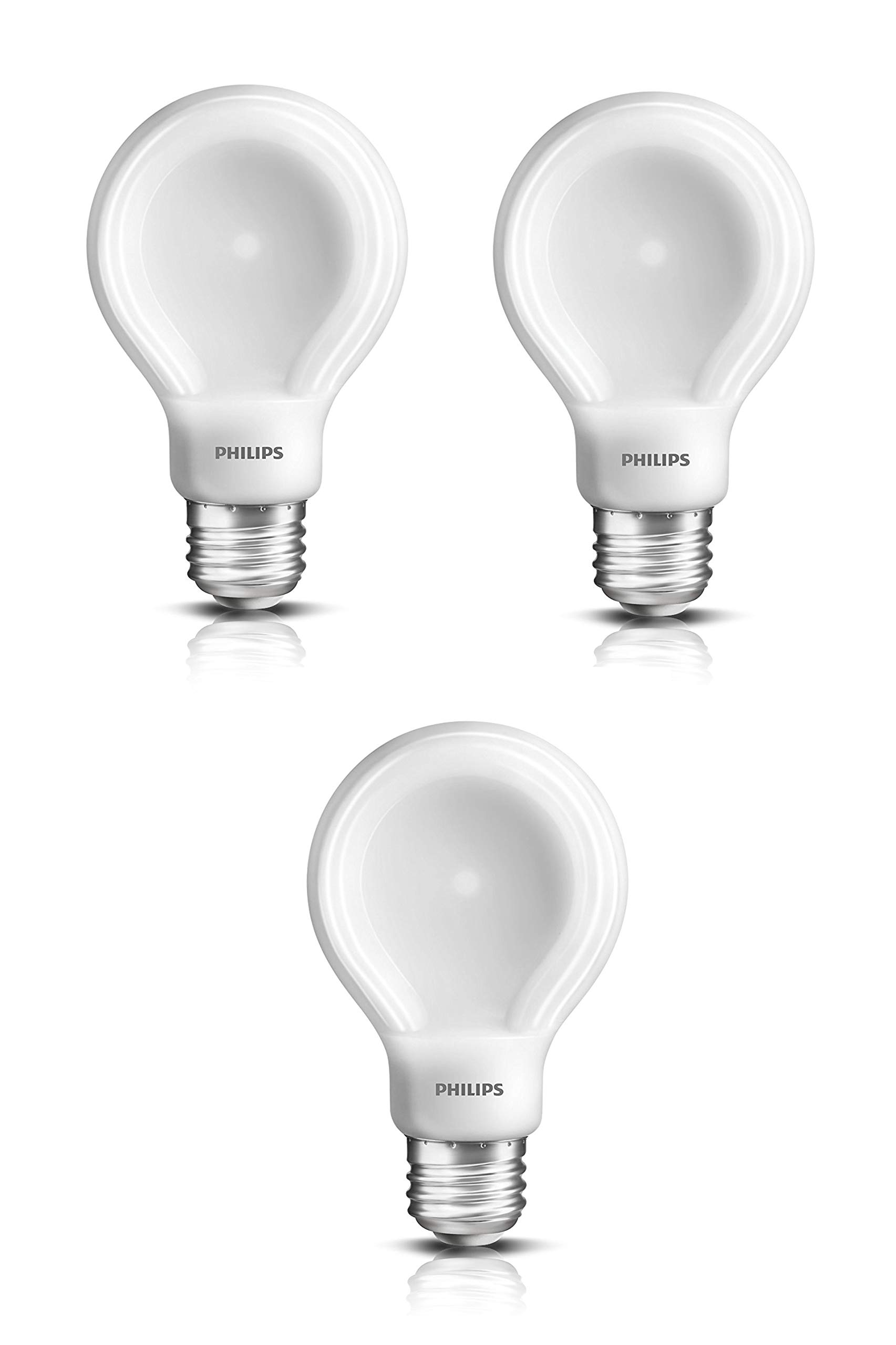 Slim Style Dimmable Philips  433227  10.5 watts LED Bulb 9-pack