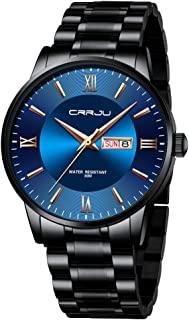 Men's Minimalist Casual Luxury Auto Date Watches Fashion...