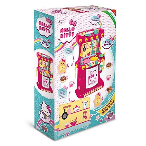 Grandi Giochi gg02303–Küche Hello Kitty, 60cm
