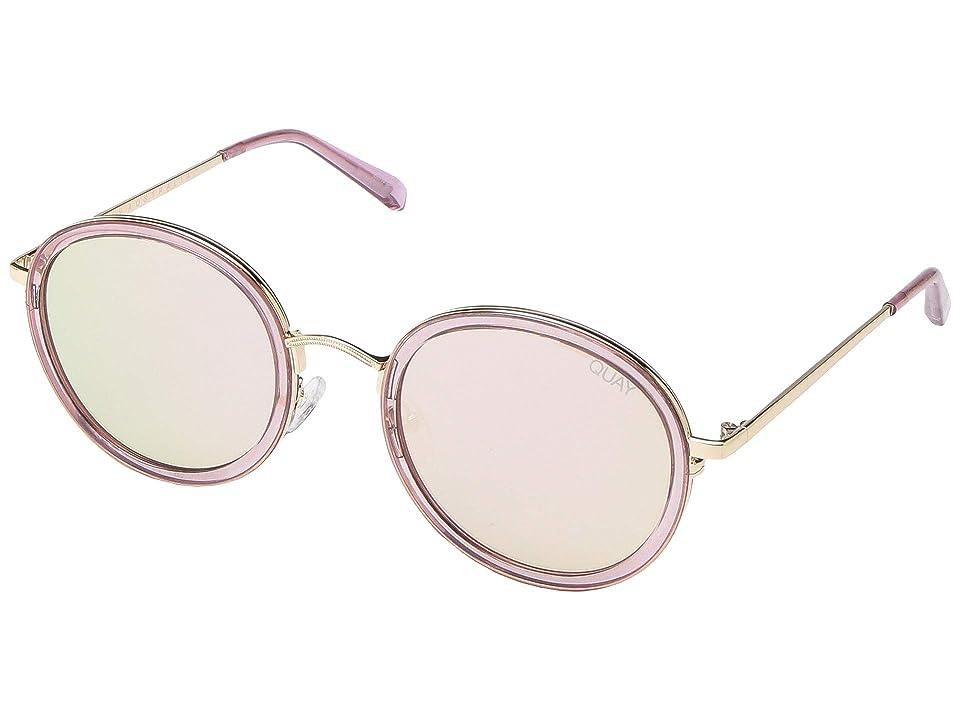 QUAY AUSTRALIA Firefly (Violet/Pink) Fashion Sunglasses
