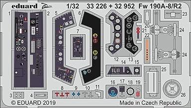 Eduard 1:32 Fw-190 A-8/ R2 PE Detail Set for Revell Kit #33226