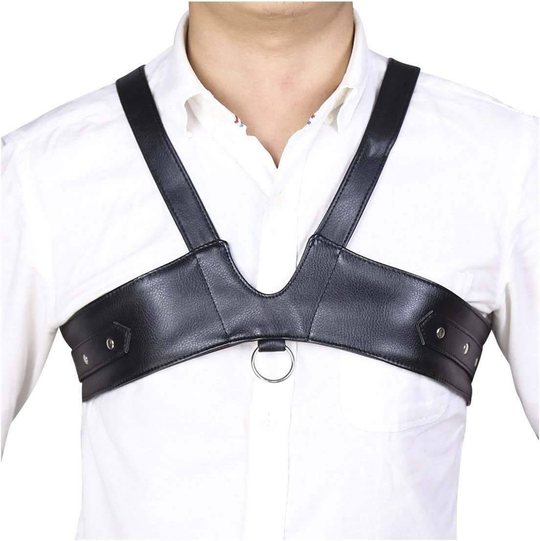 OFFicial shop QYXJJ Gothic Belt Harness for All stores are sold Leather Body G Women