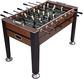 Enjoy Fun Family Friend Perfect Easily Play Indoor Arcade Game Sports 54'' Indoor Competition Game Soccer Table, Home Events, Gatherings Office Recreation Rooms