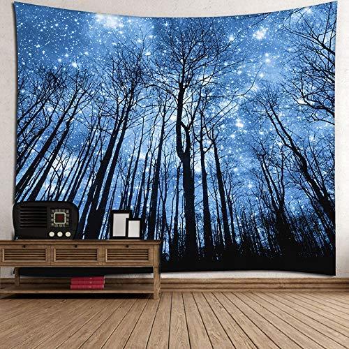 Wimaha Wandbehang Hochwertige Wandteppich Tapisserie Psychedelic Wandtuch Hausdeko Bettdecke Strandtuch Tagesdecke Boho Deko (200 * 150cm)