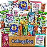 College Box Healthy Care Package (30 Count) Natural Bars Nuts Fruit Health Nutritious Snacks Variety...
