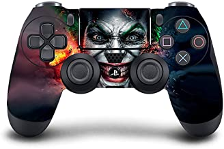 PS4 DualShock Wireless Controller Pro Console - Newest PlayStation4 Controller & Exclusive Customized Version Skin Non-modded (PS4-Joker)