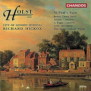 Holst: Orchestral Works