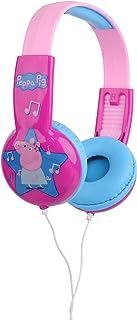 PJ Masks Kids Safe Over The Ear Headphones HP2-03120| Kids Headphones, Volume Limiter for Developing Ears, 3.5MM Stereo Jack, Recommended for Ages 3-9, by Sakar