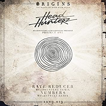 Rate Reducer / Numbers Remixes