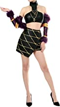 Eveline Cosplay Costume Group K/DA LOL Sexy Outfit Fullsets for Women Cosplay Costume suit…