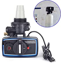WUPYI Time Clock Control Valve 110V for Water Filter Softener Resin Tank 9''-11'' Dia,US Stock