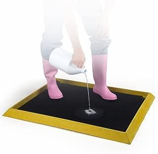foot bath mat sanitizer