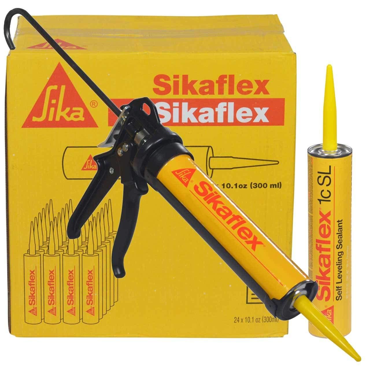 Sikaflex 1C SL 10 oz Limestone Expansion Oklahoma City Mall - Concrete Ranking TOP3 Joint Filler