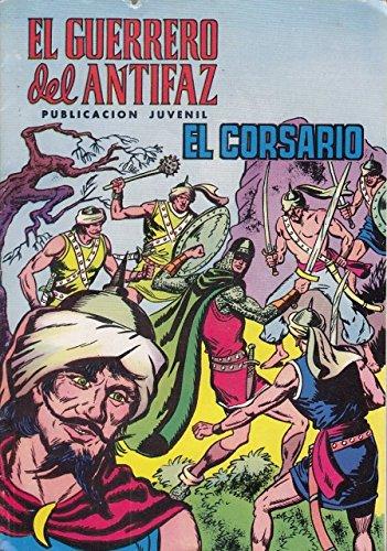 EL GUERRERO DEL ANTIFAZ. NUM. 34. EL CORSARIO
