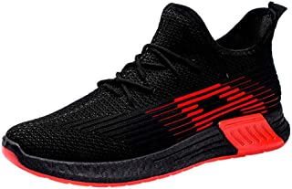 Mens Running Shoes Mitiy Walking Sport Sneakers Lightweight Breathable Gym Athletic Shoes for Men