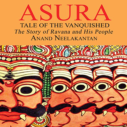 Asura Tale of The Vanquished audiobook cover art