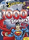 Superman. 1000 Stickers: ¡Con más de 60 actividades! (DC Superhéroes)