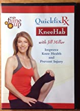 Yoga Tune Up Quickfix Rx KneeHab DVD - Jill Miller Knee Hab